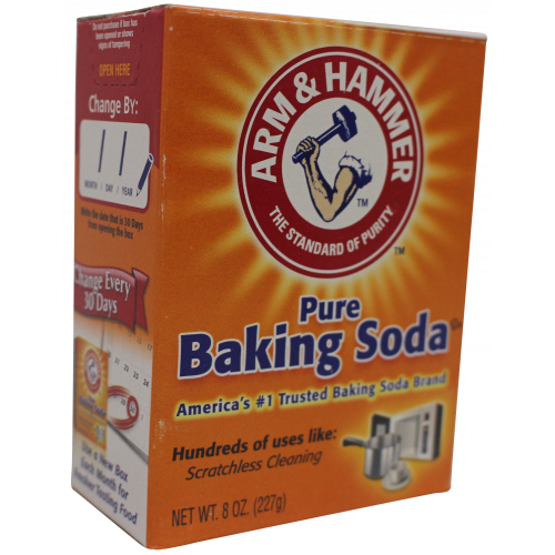 A&H 8oz BAKING SODA
