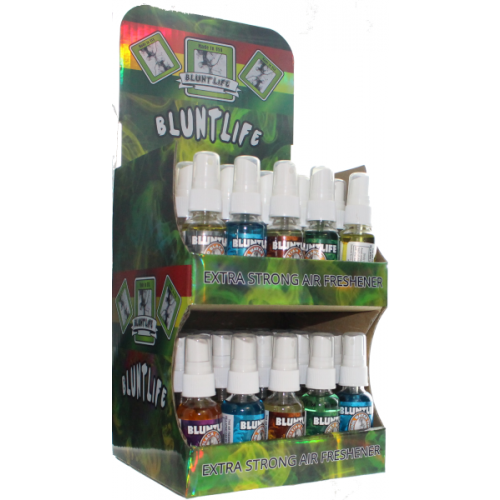 BLUNTLIFE 50CT DISPLAY