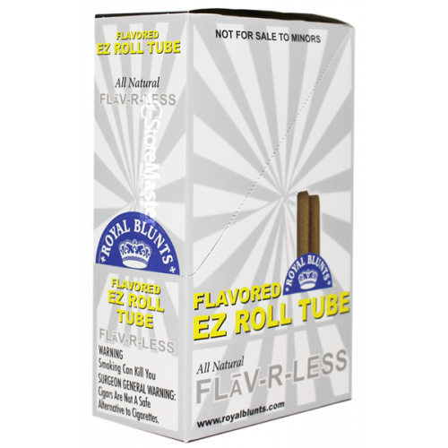EZ ROLL WRAPS 25ct FLAVOURLESS