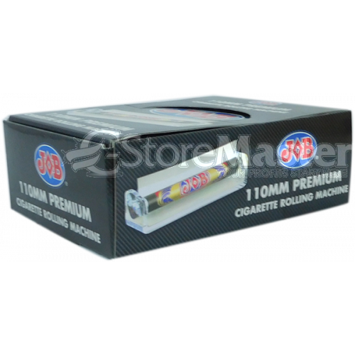 JOB CIG ROLLING MACHINE 12ct 110MM PREMIUM