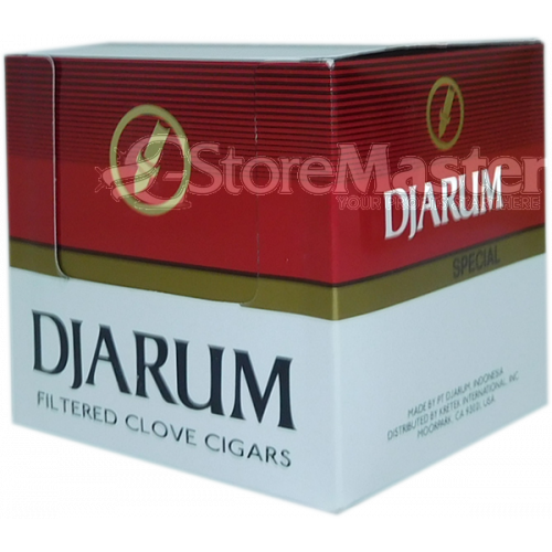 DJARUM FILTER CIG 10/12ct SPECIAL