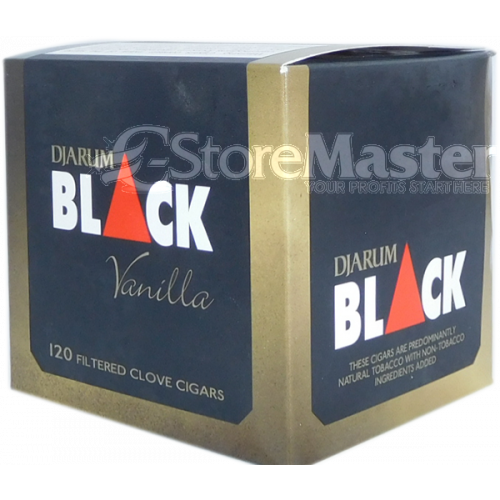 DJARUM FILTER CIG 10/12ct VANILLA