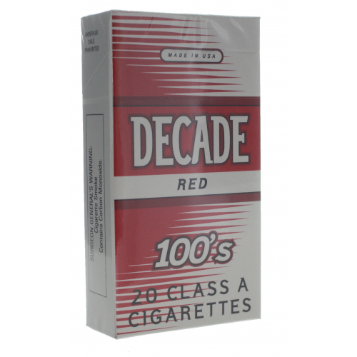 DECADE RED 100